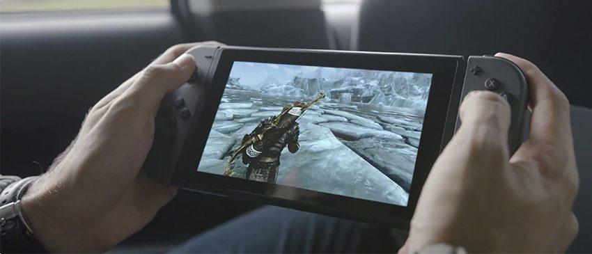 O Nintendo Switch é parte de algo muito maior!