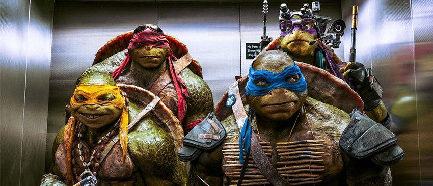 Tartarugas Ninja podem não ter um terceiro filme!