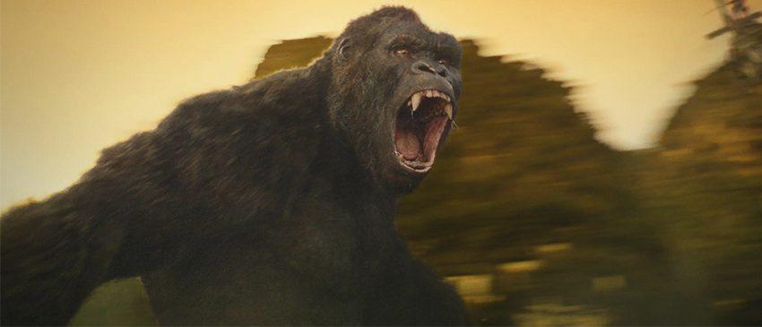 Novos cartazes de Kong: A Ilha da Caveira!