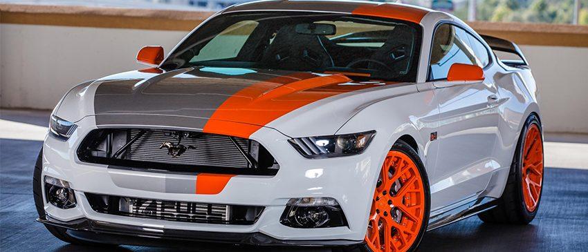 Já pensou em andar em um Mustang da Hot Wheels?