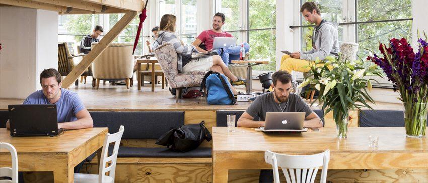 5 motivos para trabalhar em uma Coworking!