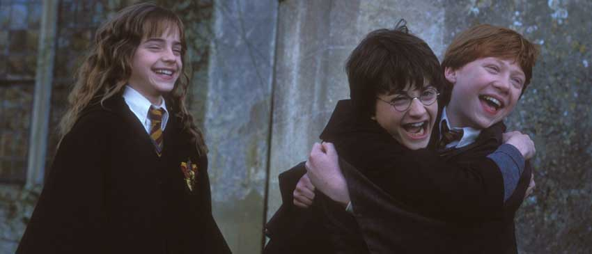 Como Harry Potter fez você ter mais amigos?