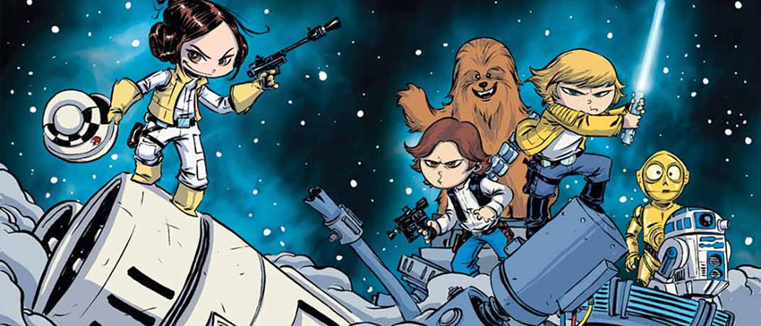 Desejo Nerd – Eu quero tudo de Star Wars!