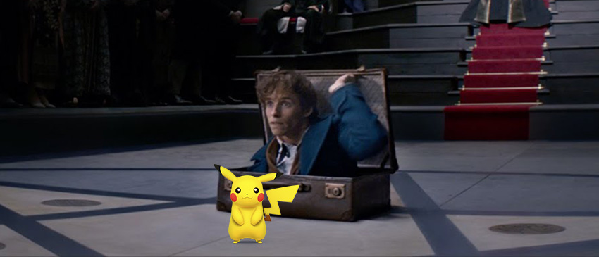 Pokémon Fantásticos e Onde Habitam!