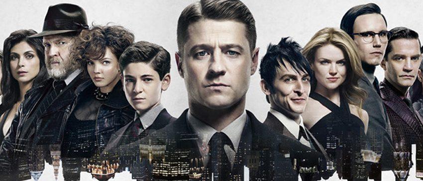 Gotham encontra seu Frank Gordon!