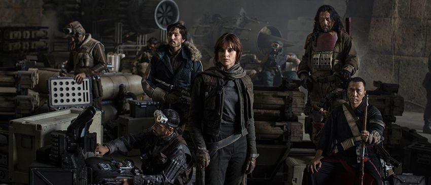 Rogue One não terá a clássica abertura de Star Wars!