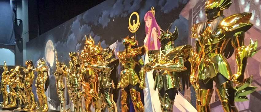 Brasil é o 1° país a receber a Tamashii World Tour!