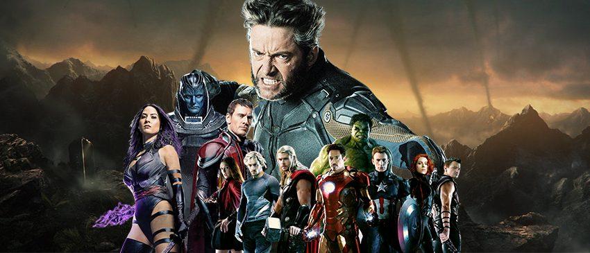 Não espere o encontro dos X-Men com os Vingadores!