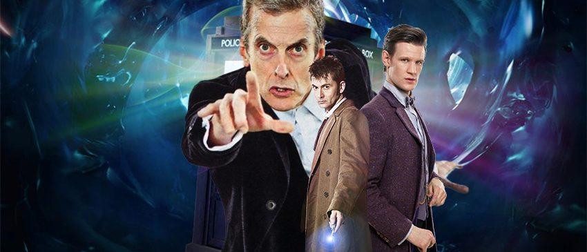 Todas as regenerações de Doctor Who em um vídeo!