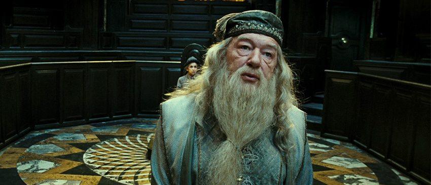 Vamos falar um pouco sobre Dumbledore?