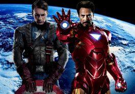 Robert Downey Jr e Chris Evans subistituídos na Marvel?