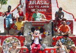 Hoje é aniversário do Mickey e tem novidade!