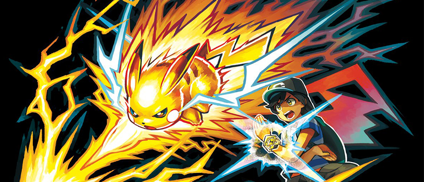 Pokémon Sun e Moon têm seus pokémons exclusivos vazados!