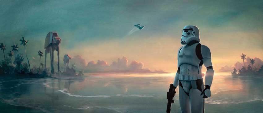 Rogue One e a conexão com Uma Nova Esperança!