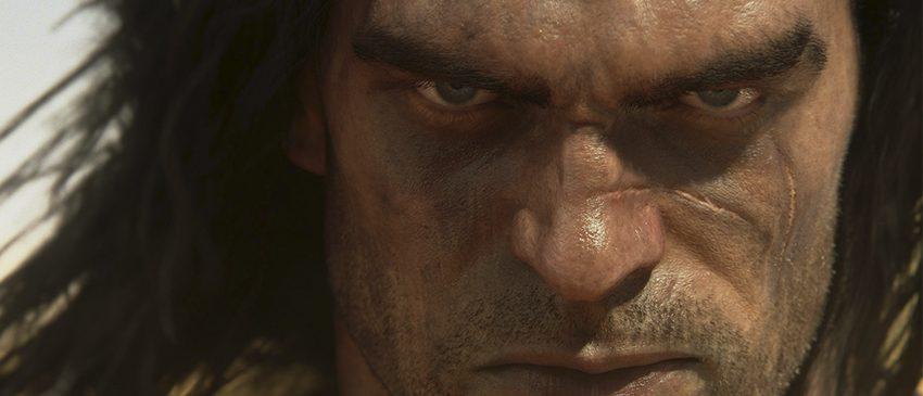 Conan vai ter jogo de mundo aberto!