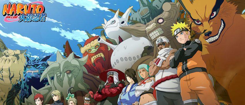 Naruto Online estreia na CCXP com Kakashi!