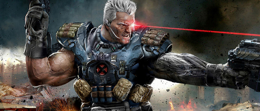 Deadpool pira! Cable ganha filme feito por fãs!