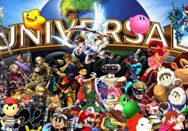 Universal anuncia área da Nintendo em seus parques!