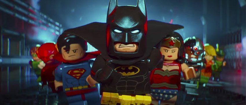 Novo trailer de LEGO Batman tem referências de Batman Vs Superman!