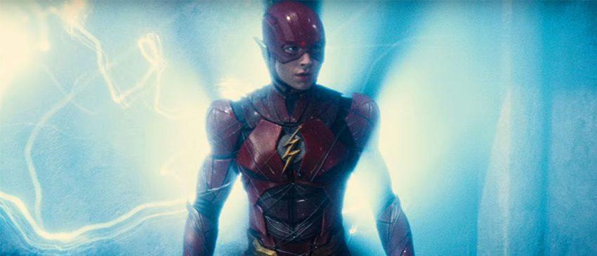 Filme solo do Flash é adiado para julho de 2018!