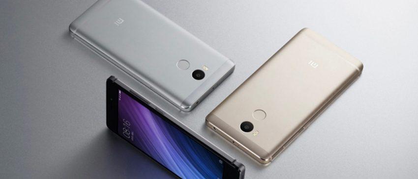 Xiaomi apresenta Redmi 4, seu novo smartphone intermediário!