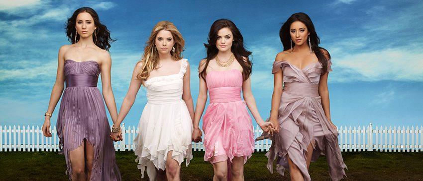 Netflix avisa: sexta temporada de Pretty Little Liars está chegando!