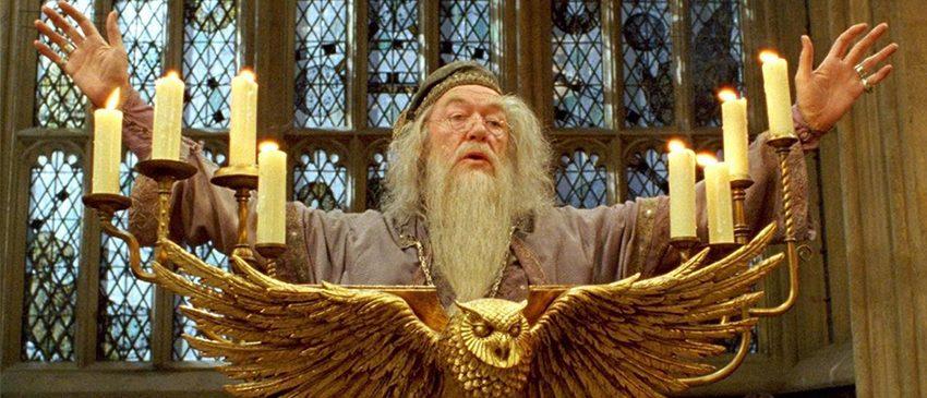 Dumbledore e Grindewald na sequência de Animais Fantásticos!