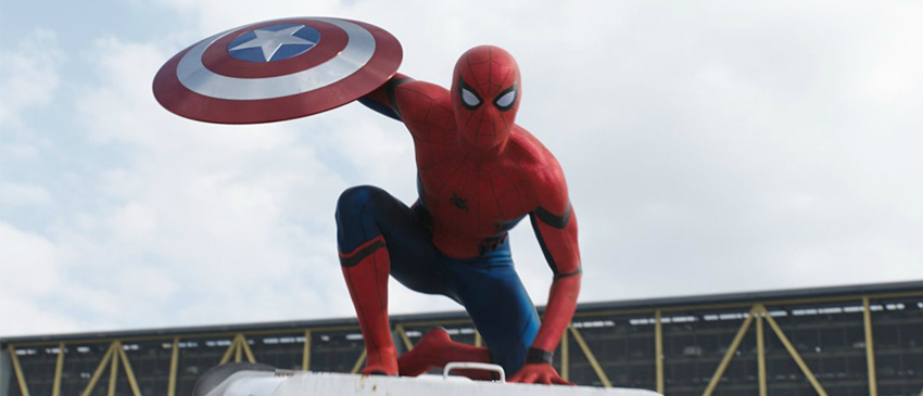 Nem um, nem dois! Serão 6 filmes com o Homem-Aranha!
