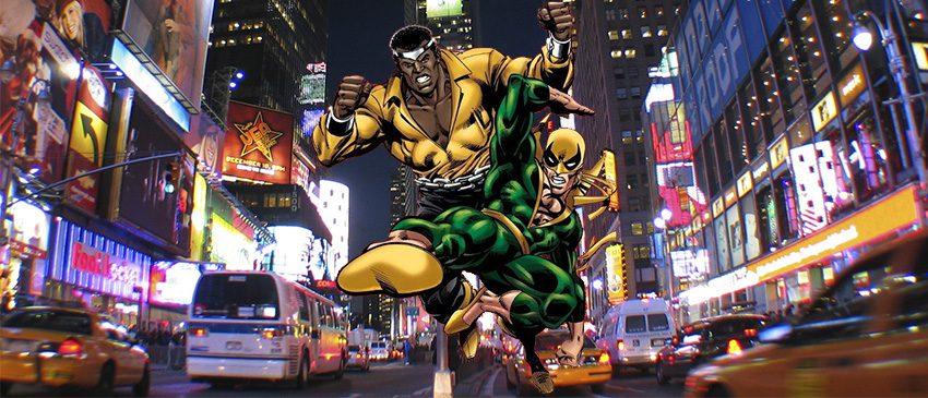 Luke Cage e Punho de Ferro podem ter série juntos!