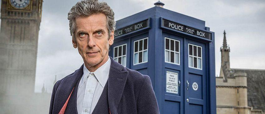 Isso não! Peter Capaldi pode deixar Doctor Who!