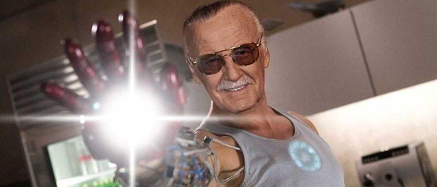 O Homem de Ferro perfeito! Quem disse foi Stan Lee!