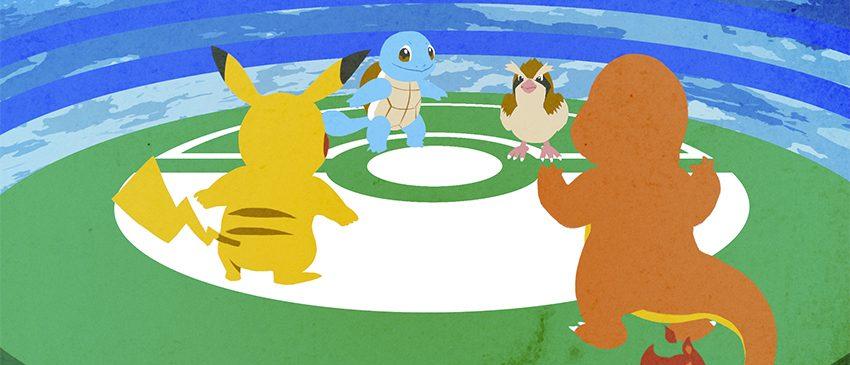 Nova geração pode chegar ao Pokémon Go amanhã!