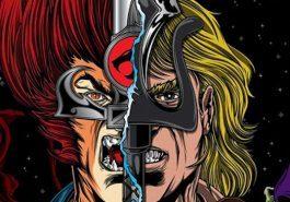 Crossover de Thundercats e He-Man mata o Príncipe Adam!