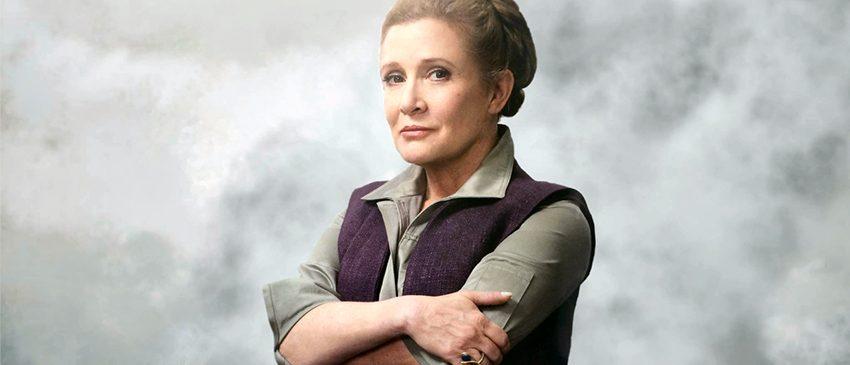 Star Wars | Carrie Fisher já havia gravado suas cenas para o Episódio VIII!