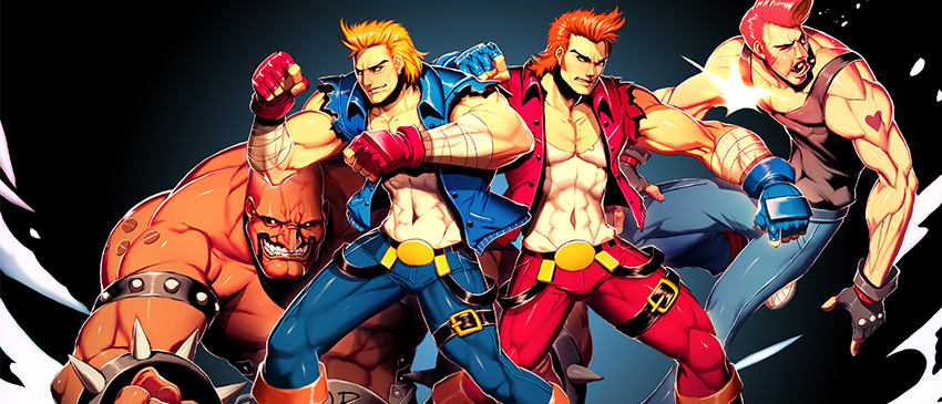 Games | Double Dragon IV finalmente é anunciado!