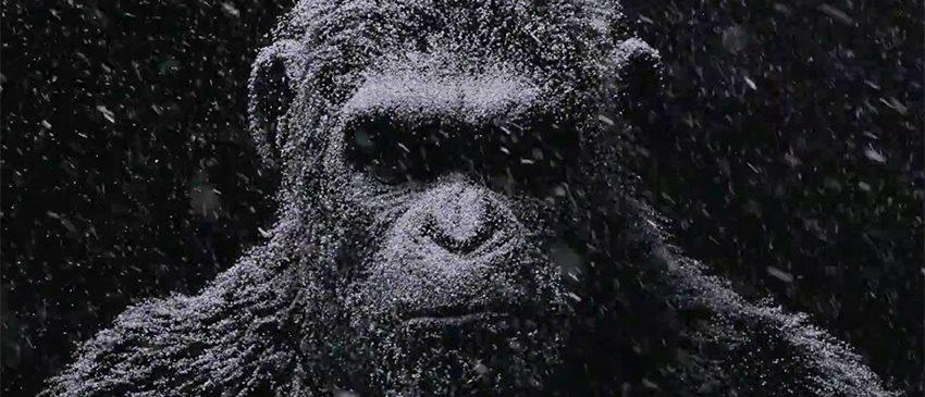 Planeta dos Macacos: A Guerra ganha seu primeiro trailer!
