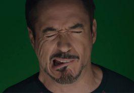 TODOS os erros de gravação da Marvel em um único vídeo!