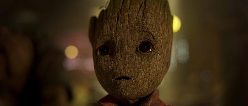 Baby Groot não veio só para vender brinquedos!