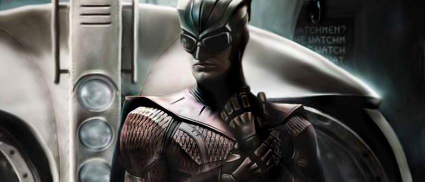 O que Watchmen e Aquaman tem em comum?