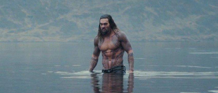 Liga da Justiça | Novas imagens de Jason Momoa como Aquaman!