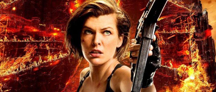 Resident Evil | Sexto filme da franquia ganha novos posters!