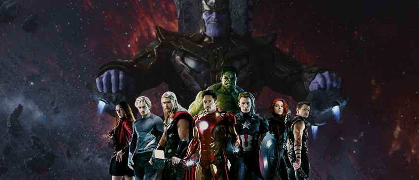 Vingadores | Guerra Infinita já tem data para começar a ser gravado!