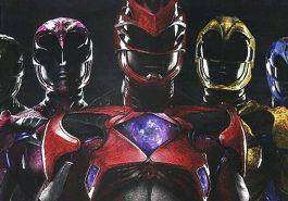 Power Rangers   Colecionáveis do filme mostram mais dos Zords!