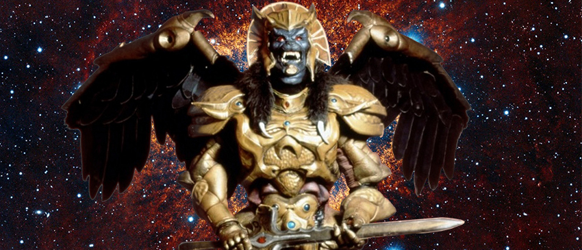 Power Rangers | Revelado visual de Goldar no filme!