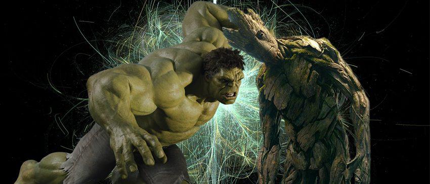 Groot e Hulk vão sair no tapa nos filmes?