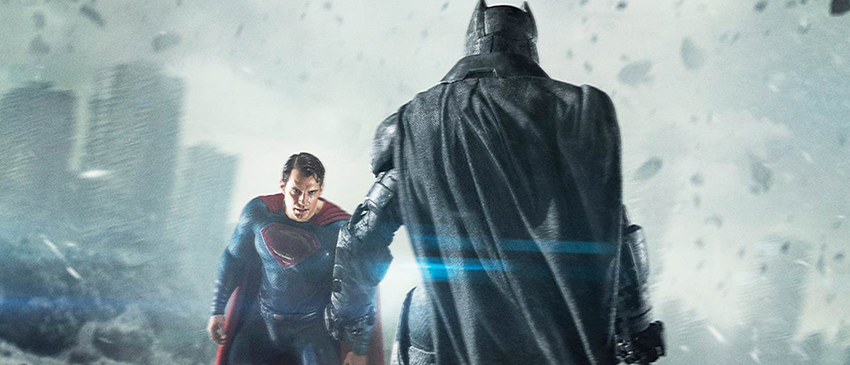 Batman Vs Superman   Alguém havia reparado nesse easter-egg?