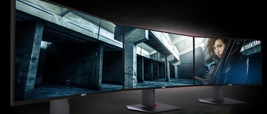 ASUS | Marca lidera o mercado de monitores gamers em todo o mundo!