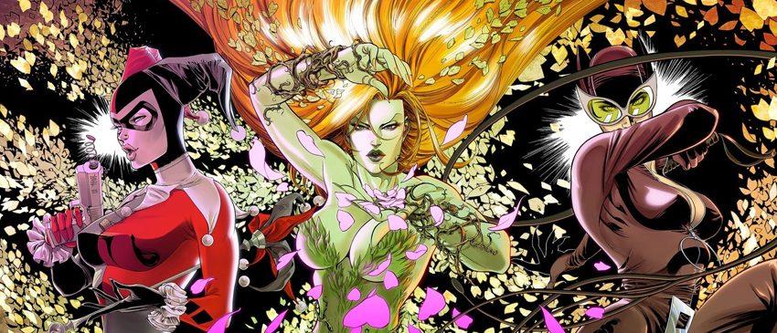 Sereias de Gotham | Atriz de Mr. Robot quer ser a Hera Venenosa!