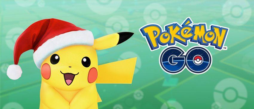 Pokémon GO | Evento de Natal é anunciado!