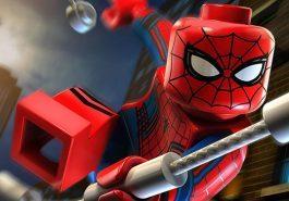 Homem-Aranha | Artista recria trailer de De Volta ao Lar em LEGO!